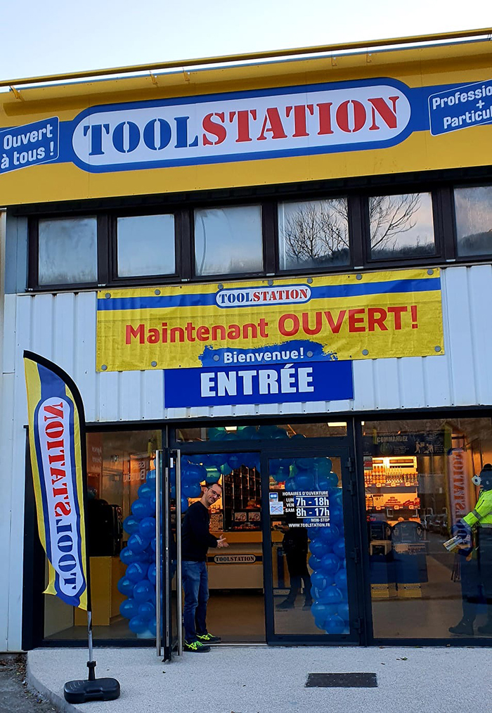 Toolstation Comboire photo